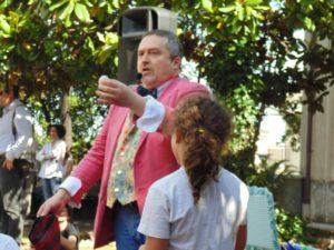 Fontana Vivace: festa con Mago Pancione