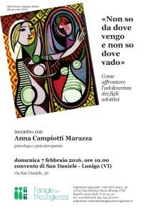 160207 locandina Marazza Lonigo