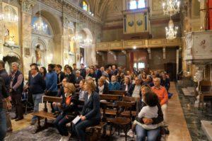 Giornata inizio anno Liguria - Messa insieme