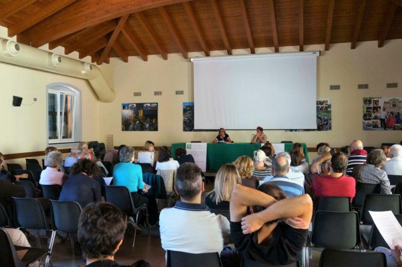 Giornata inizio anno Liguria - Testimonianza