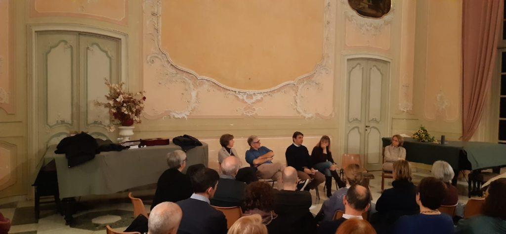 Nove anni dall'inizio dell'opera: incontro coi soci a Fontana vivace