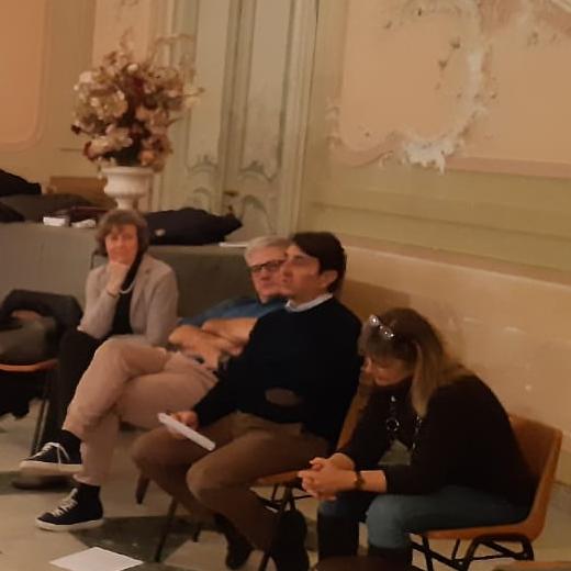 Liguria Famiglie per accoglienza incontro